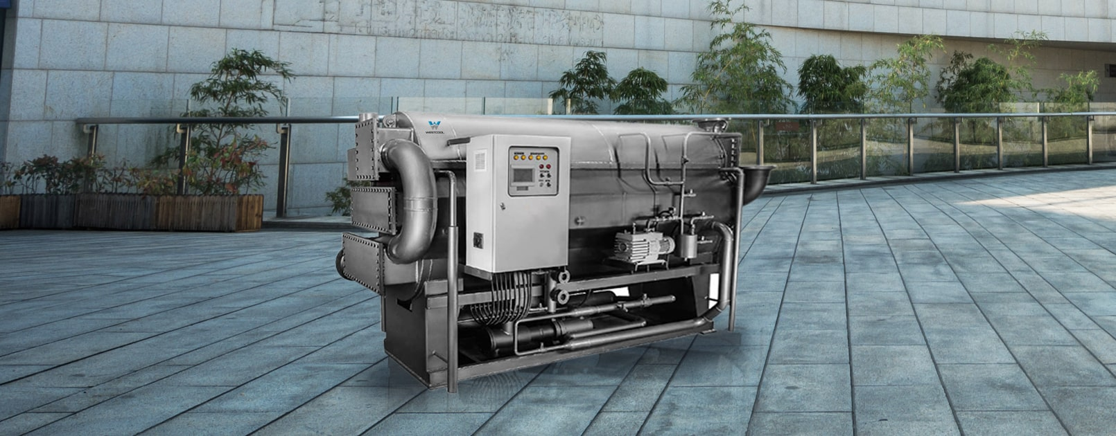 Absorption Chiller-westcool