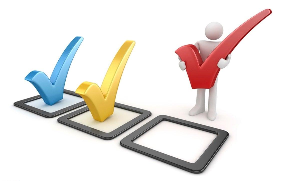 فرم ارزیابی شرکت