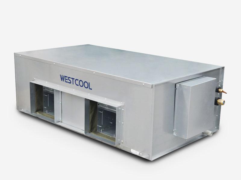 فن کویل سقفی کانالی وست کول